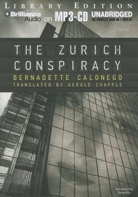 The Zurich Conspiracy Cover Image