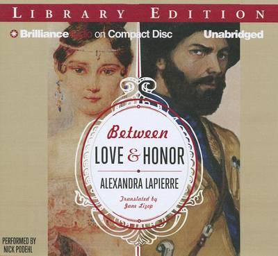 Between Love & Honor Cover Image