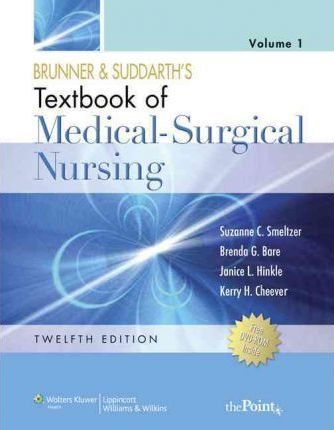 Medical Surgical Nursing, 12th Ed. + Springhouse Straight A's Med-surg, 2nd Ed. + Q&a Review + Andrews, 6th Ed. Text