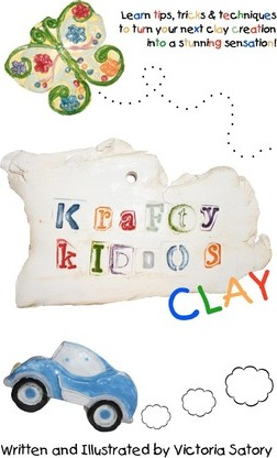 Krafty Kiddos Clay  Full Color Edition