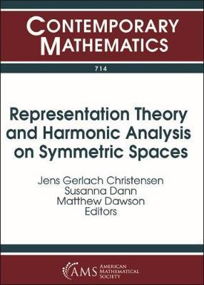 Representation Theory and Harmonic Analysis on Symmetric Spaces