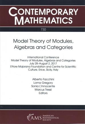 Model Theory of Modules, Algebras and Categories