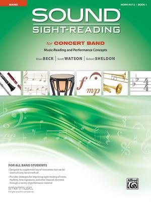 Sound Sight-Reading for Concert Band, Book 1 : Music-Reading and Performance Concepts