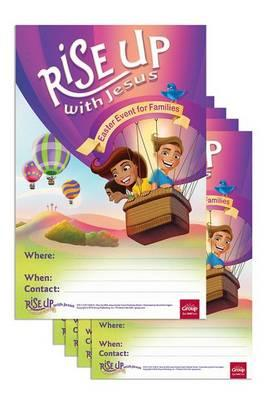 Rise Up Publicity Posters  (5-Pack)