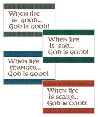 Expedition Norway Bible Point Poster Pack Set of 4 Posters
