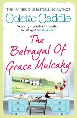 The Betrayal of Grace Mulcahy Cover Image