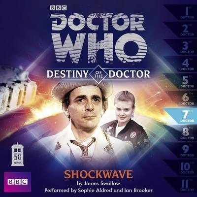 Doctor Who: Shockwave (Destiny of the Doctor 7)