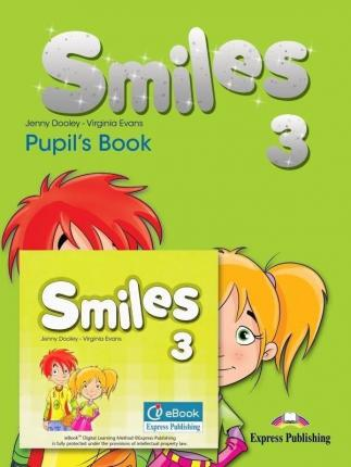 Smiles 3 Pupil's Book + eBook