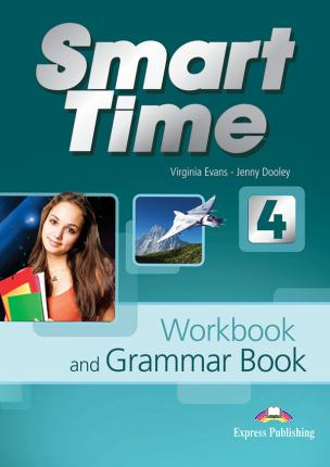 SMART TIME 4 WORKBOOK PACK