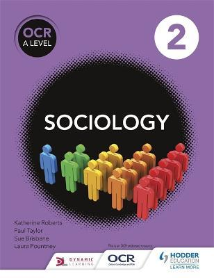OCR Sociology for A Level Book 2