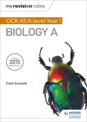 My Revision Notes: OCR as Biology A