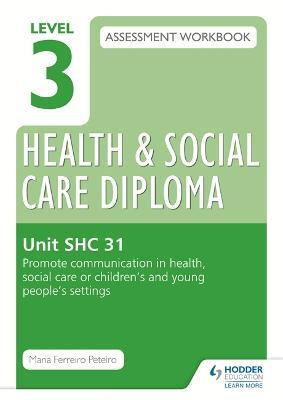 promote communication in health and social care settings
