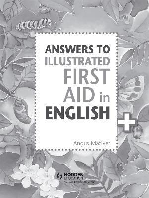 Astrosadventuresbookclub.com Answers to the Illustrated First Aid in English Image