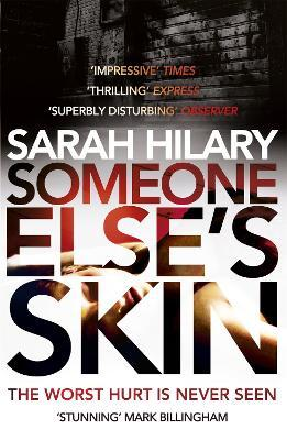 Someone Else's Skin (D.I. Marnie Rome 1): Winner of the Crime Novel of the Year Cover Image