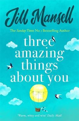 Three Amazing Things About You Cover Image