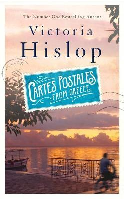 Cartes Postales from Greece Cover Image