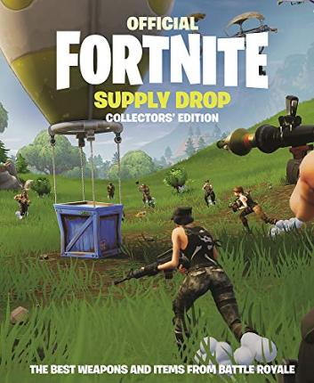 FORTNITE Official: Supply Drop: The Collectors' Edition