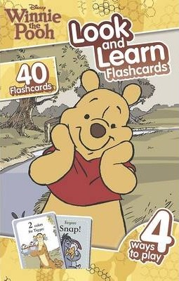 Disney Winnie the Pooh Look and Learn Flashcards