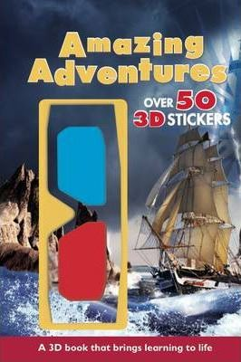 Amazing Adventures - 3d Reference Reader with 3d Glasses