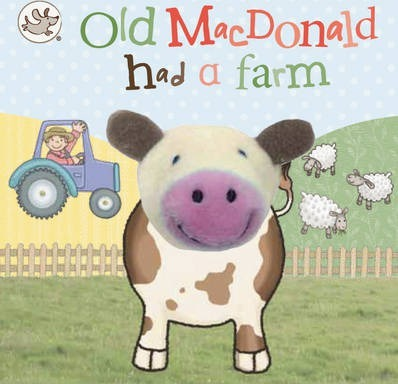 Old Macdonald Had a Farm (Little Learners Finger Puppet Book)