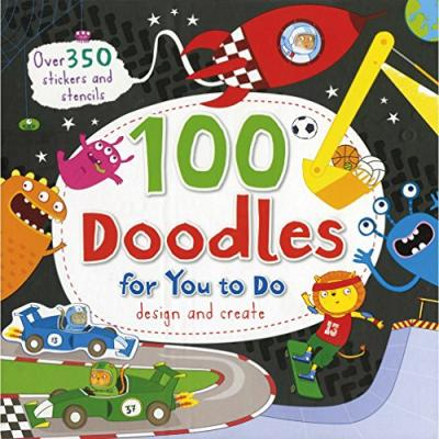 100 Doodles for You to Do
