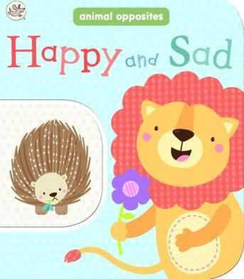Little Learners Happy and Sad Book in a Book
