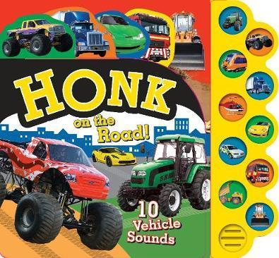 Honk on the Road!  10 Vehicle Sounds