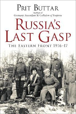 Russia's Last Gasp : The Eastern Front 1916-17