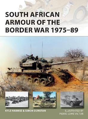 South African Armour of the Border War 1975-89