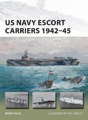 US Navy Escort Carriers 1942-45