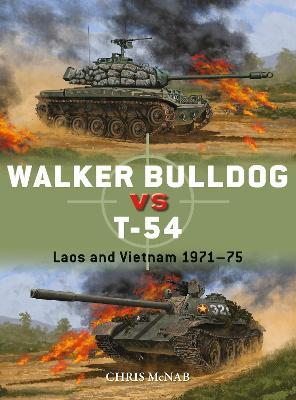 Walker Bulldog vs T-54