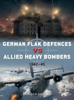 German Flak Defences vs Allied Heavy Bombers