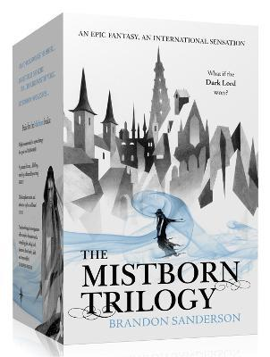 Mistborn Trilogy Boxed Set : Brandon Sanderson : 9781473213692