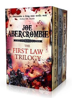 the first law trilogy boxed set by joe abercrombie