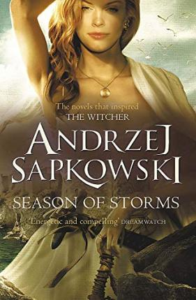 Season of Storms Cover Image