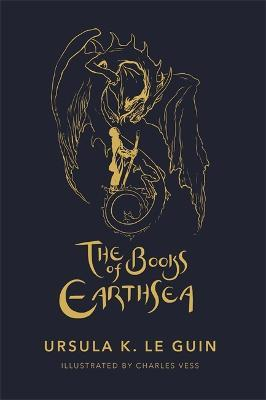 The Books of Earthsea: The Complete Illustrated Edition - Ursula K. Le Guin