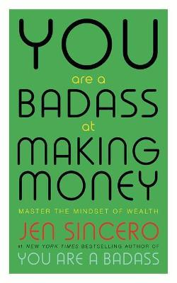 How to be a badass at making money book