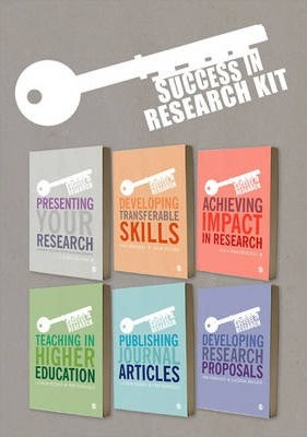 The Success in Research Kit