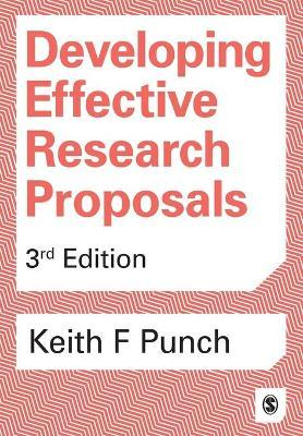 developing effective research proposals Developing effective research proposals provides an authoritative and accessible guide for anyone tackling a research proposal it is perfect for students in education, nursing, health, and across the social sciences.