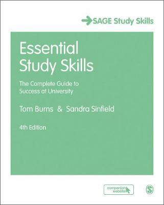 Essential Study Skills : The Complete Guide to Success at University
