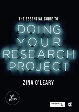 The Essential Guide to Doing Your Research Project Cover Image
