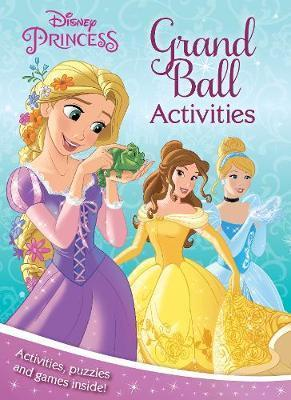 disney princess grand ball activities activities puzzles and games inside