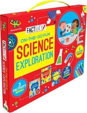 Discovery Kids Factivity On-the-Go Fun Science Exploration