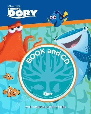 Disney Pixar Finding Dory Book and CD