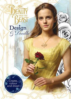 Disney Beauty and the Beast Design & Doodle