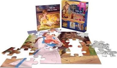 Disney Princess Beauty and the Beast Tale As Old As Time