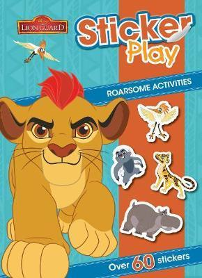 Disney Junior The Lion Guard Sticker Play Roarsome Activities