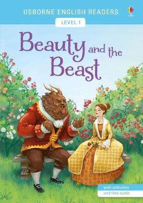 Usborne English Readers: Beauty and the Beast Level 1