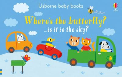 Where's the Butterfly?