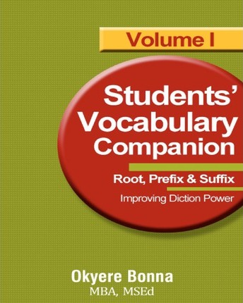 Student Vocabulary Companion 1: Book One